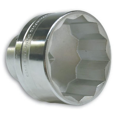 "Image of Machine Mart Xtra Laser 3139 ¾"" Drive Impact Wheel Hub Nut Socket 65mm"