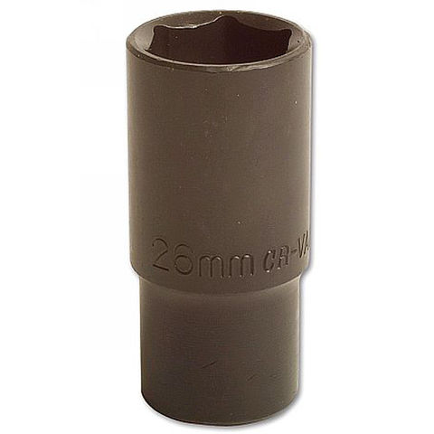 "Image of Laser Laser 3378 26mm Hub Nut Socket 1/2""D"