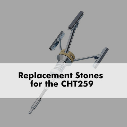 Image of Clarke Clarke Coarse Replacement Stones For CHT259