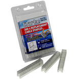 4 - 6mm Cable Staples Pk200