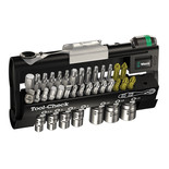 Wera Toolcheck1 Sb Bitcheck With Bit Ratchet/Sockets Carded 38 Pieces