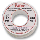 Weller 1.0mm Lead Free Solder (100g)