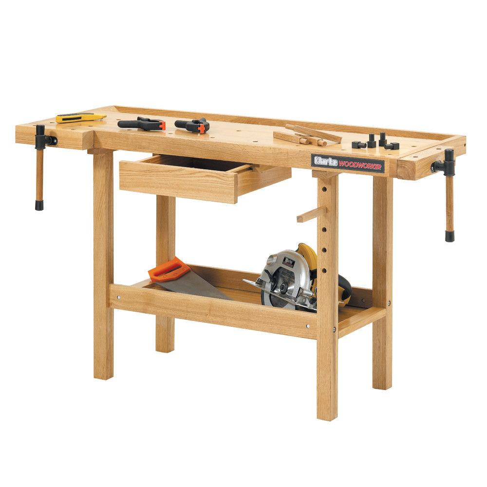 Clarke Chb1500 Wooden Workbench Machine Mart Machine Mart