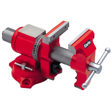 Image of Clarke Clarke CMV140 Multi-Purpose Cast Iron Vice