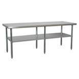 Sealey AP2184SS Stainless Steel Workbench 2.1m