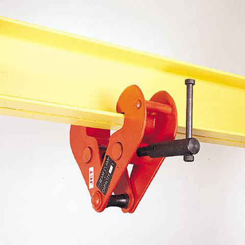Image of Lifting & Crane GC2 Girder Clamp 2 Tonne