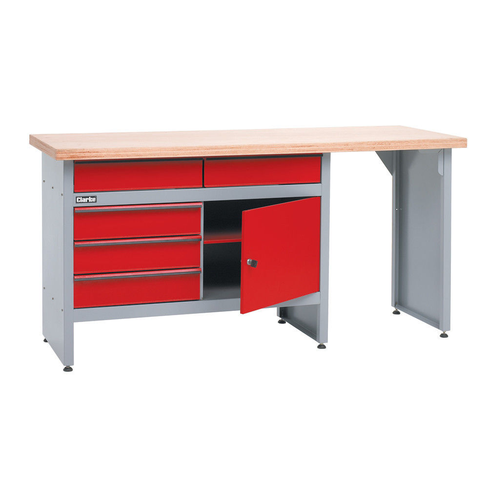 drawers workbench in accessories workbenches pegboard drawer h metal steel p w and storage edsal d with x mrwb