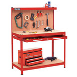 Clarke CWB-R1 Workbench (Red)
