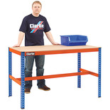 Clarke CWB300 Heavy Duty Workbench