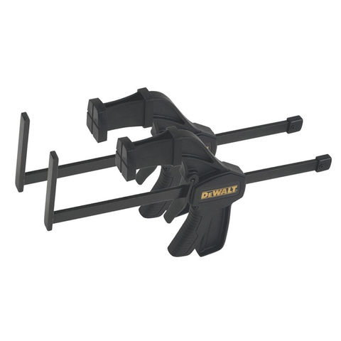Image of DeWalt DeWalt DWS5026 2 x Clamps for use with Guide Rails