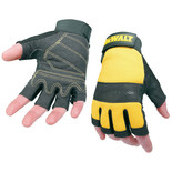 DeWalt DPG23L Performance 4 Fingerless Glove