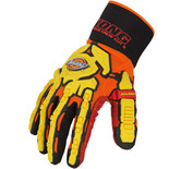 Dickies GL01DH Heavy Duty Deck Hand Impact Gloves (Large)