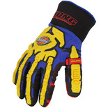 Dickies GL01WP Heavy Duty Waterproof Impact Gloves (XL)