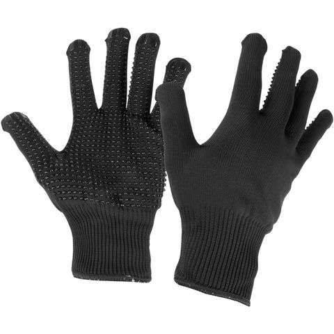 Image of Rodo Black Rock Polka Dot Handling Glove
