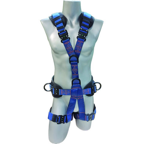 Image of Talurit UFS PROTECTS UT160A Five Point Full Body Harness