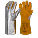 Rhino-Weld Heavy Duty Aluminised Gauntlets