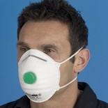 FFP1 Pack of 10 Disposable Dust Masks