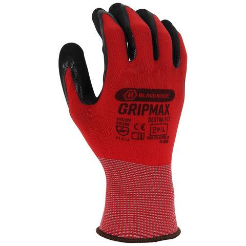 Rodo Blackrock Advance Gripmax Gloves With Dextra Fit