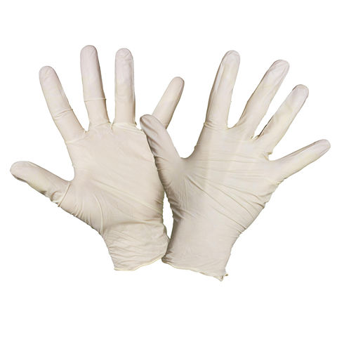 Image of Rodo Rodo 100 Pack Disposable Powdered Gloves