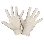 Rodo 100 Pack Disposable Powdered Gloves