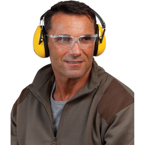 Oregon Oregon 572870 Brushcutter Trimmer Safety Kit With Gloves Earmuff And Glasses
