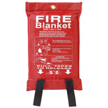 Clarke FB1 Wall Mountable Fire Blanket