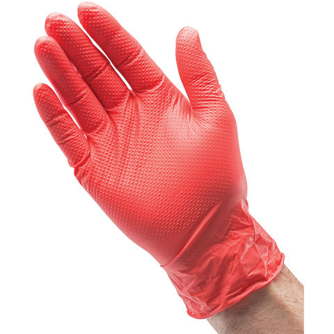 Draper Draper Expert Heavyweight Nitrile Gloves 50