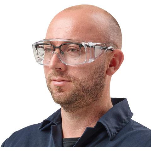Clarke Clarke Sog1 Clear Safety Over Glasses