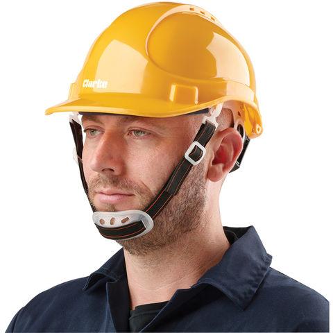 Clarke Clarke Shy1 Safety Helmet Yellow