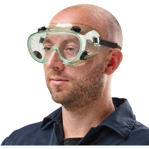Clarke Clarke Sg1 Clear Safety Goggles