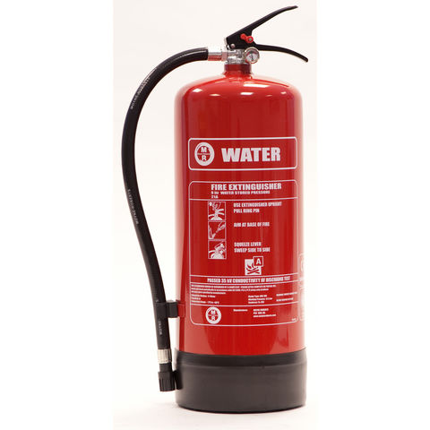 Image of Walker Fire Walker Fire 9 Litre Fire Extinguisher - Water