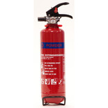 Walker Fire 1Kg Fire Extinguisher - ABC Powder