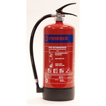 Walker Fire 9 Kg Fire Extinguisher - ABC Dry Powder