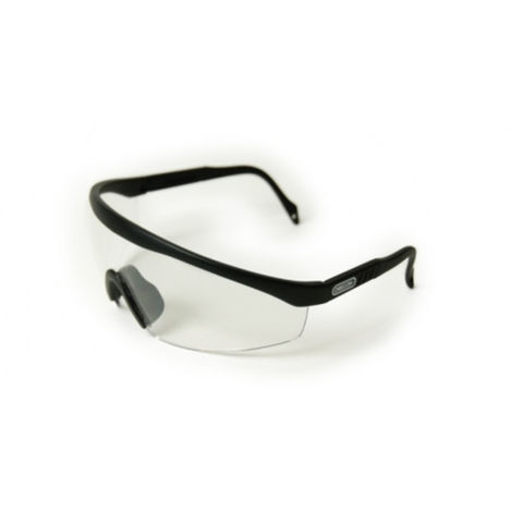 Machine Mart Xtra Oregon Clear Lens Safety Glasses