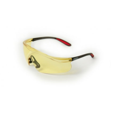 Oregon Oregon Yellow Lens Thin Frame Safety Glasses