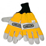 Oregon Chainsaw Gloves With Two Handed Protection