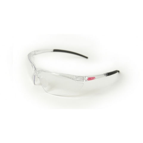 Oregon Oregon Clear Lens Safety Glasses With Clear Frame