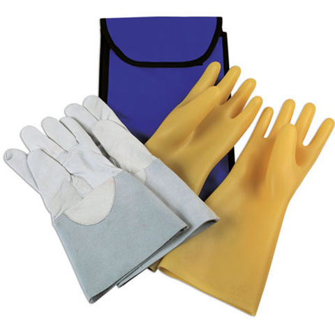 Laser Laser 6706 Insulated Gloves Pack Xl