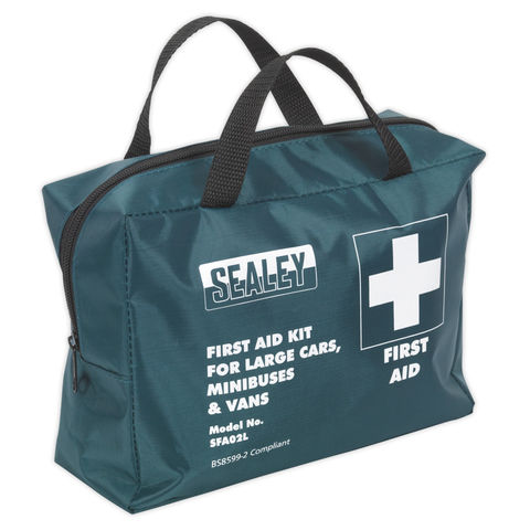 Image of Sealey Sealey SFA02S First Aid Kit For Minbuses and Coaches
