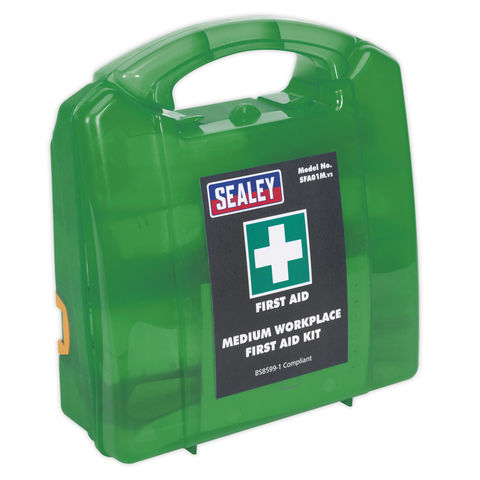 Image of Sealey Sealey SFA01M Medium First Aid Kit