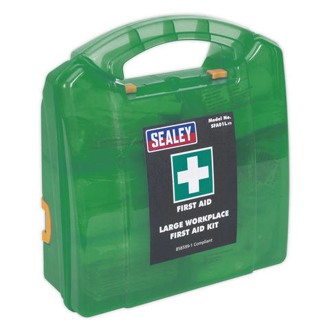 Image of Sealey Sealey SFA01L Large First Aid Kit