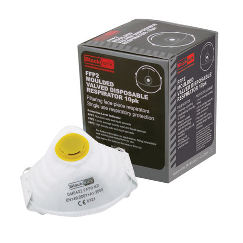 Image of Rodo FFP2 Disposable Respirators- 10 Pack