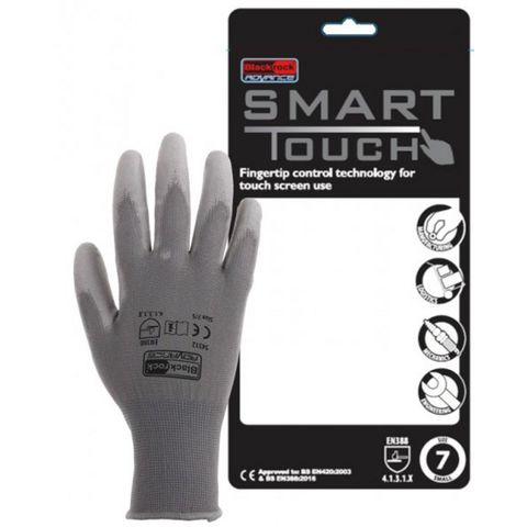 Image of Rodo Blackrock Advance Smart Touch Gloves