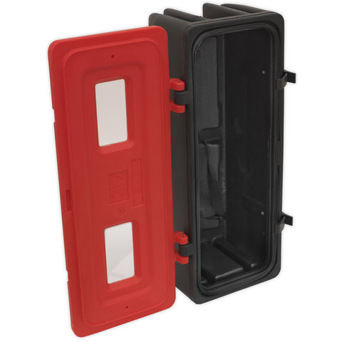 Image of Sealey Sealey SFEC01 Fire Extinguisher Cabinet - Single