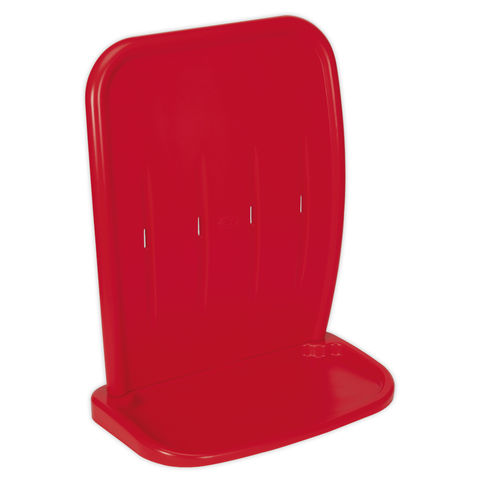 Image of Sealey Sealey SFEH02 Fire Extinguisher Stand - Double