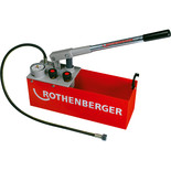 Rothenberger RP50 Pressure Testing Pump 60 Bar