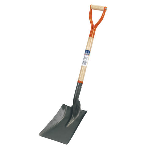 Image of Machine Mart Xtra Draper Builder's Square Mouth Shovel