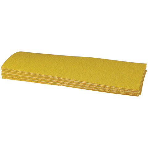 Image of National Abrasives National Abrasives Pole Sander Hook & Loop Sheets 15 pack Assorted