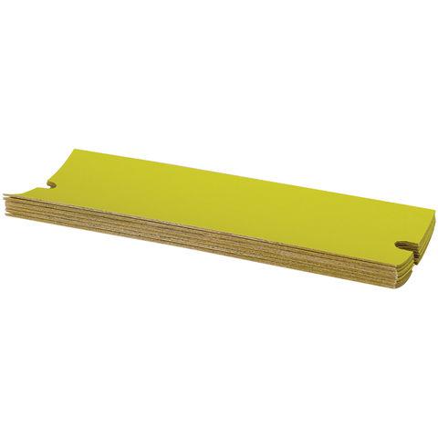 Image of National Abrasives National Abrasives Pole Sander Clip In Sheets 25 pack Assorted