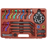 Sealey VS0557 Fuel & Air Conditioning Disconnection Tool  27 piece Kit